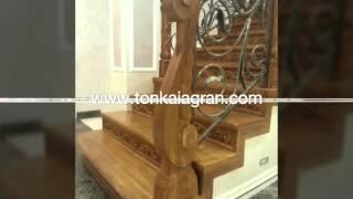 Авторские лестницы на заказ(Авторские лестницы на заказ от производителя www.tonkaiagran.com 89263993363., 2016-01-05T21:41:48.000Z)