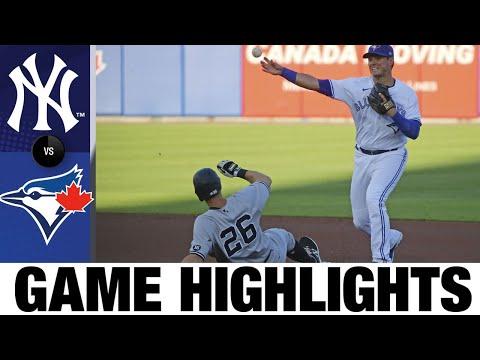 Yankees vs. Blue Jays Game Highlights (6/15/21) | MLB Highlights