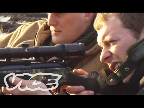Hunting Wild Deer In The Scottish Highlands (Part 1)