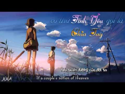 [VIETSUB-Kara-ENG] Có Thứ Tình Yêu Gọi Là Chia Tay - A Mộc ll  有一种爱叫做放手 - 阿木