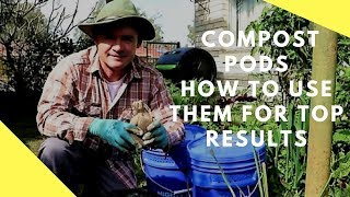 Martys Compost Pods How to Use them For Top Results