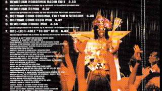 BOOTSY COLLINS - Party Lick A Ble's (One Lick Able To Go Mix)...Produced by Bootsy Collins.......