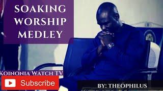 (POWERFUL) DEEP SOAKING WORSHIP MEDLEY