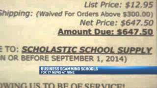 BBB Warns Schools About Fake