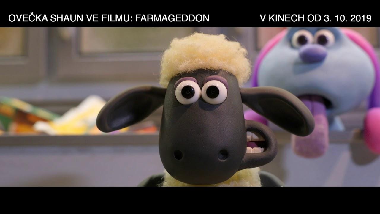 Ovečka Shaun ve filmu: FARMAGEDDON - Videoklip 3