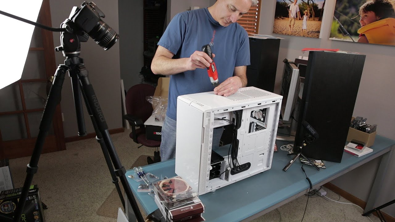 Build Your Own Vudeo Editing Pc
