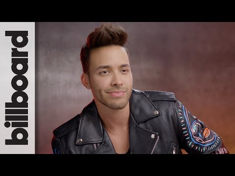 Prince Royce Discusses New Album 'Alter Ego' & Working With Yoko Ono To End Gun Violence | Billboard