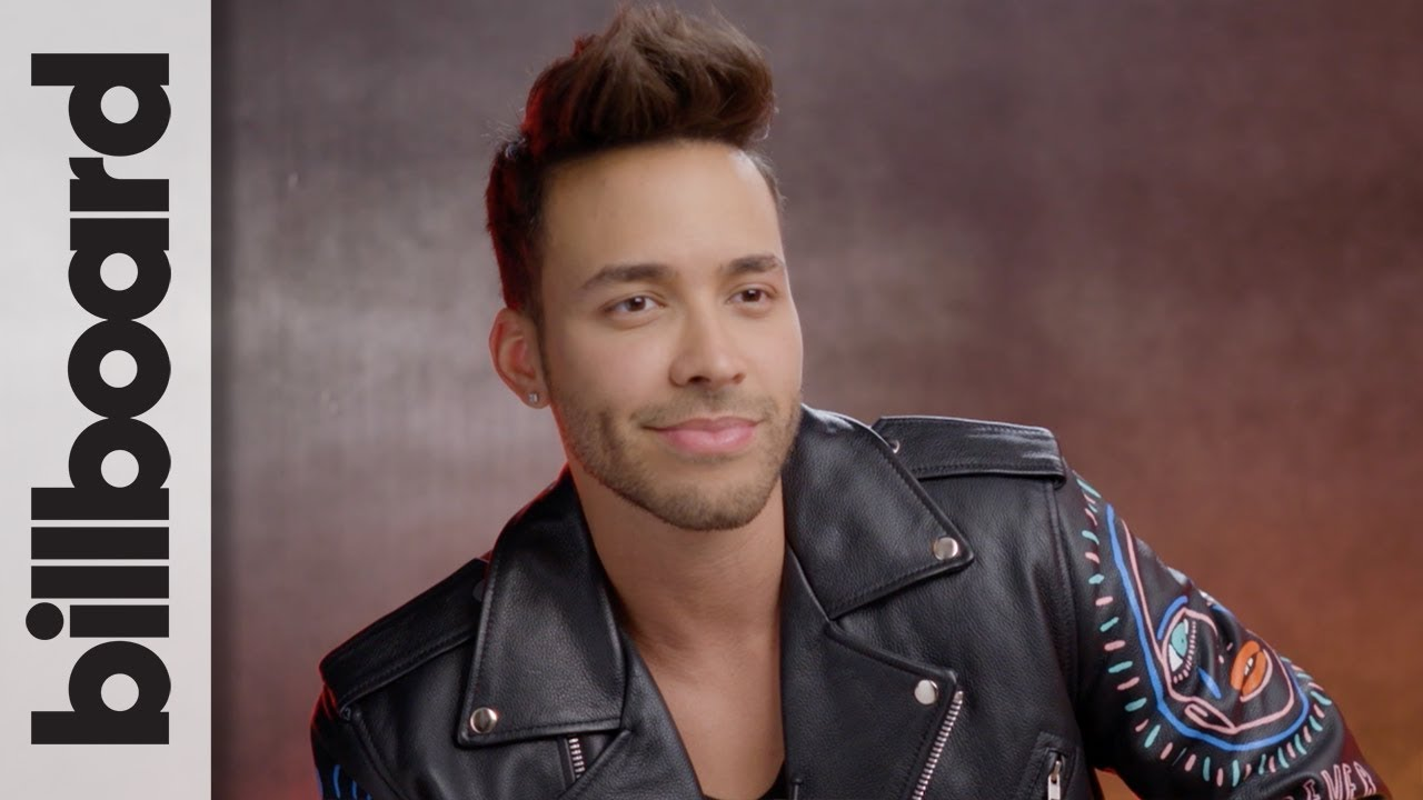 Prince Royce reveals his 'Alter Ego,' and it's not what you'd expect