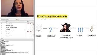 Елена Канунникова. Обучающие истории - эффективный инструмент коучинга для детей и родителей
