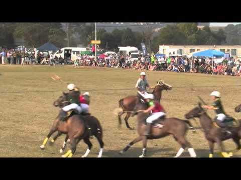 2015 Polocrosse World Cup Final - South Africa vs Zambia