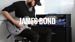 James Bond Theme Song - Metal Guitar Cover by Kfir Ochaion - Sennheiser XSWD Wireless