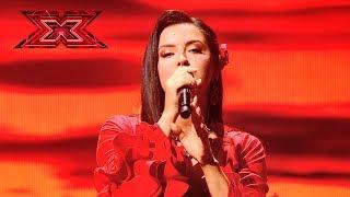 Анна Иваница – Madonna – La isla bonita – Х-фактор 10. Второй прямой эфир