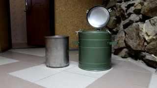 Термос армейский ТГ-12(Сайт:http://www.boiler.su Интернет магазин:http://kne.su Термосы предназначены для хранения и транспортировки горячей..., 2015-08-03T08:13:25.000Z)