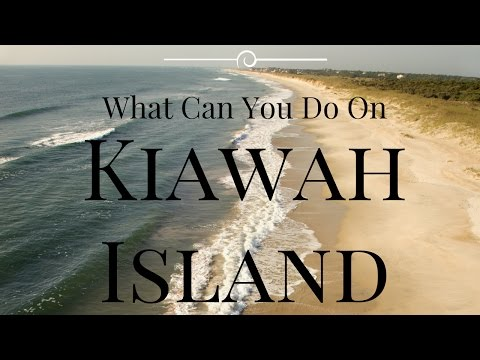 What Can You Do On Kiawah Island
