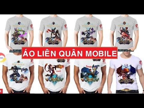 100+ Mẫu áo Liên Quân Mobile cực đẹp cho game thủ mà Moba Việt chưa chắc đã có