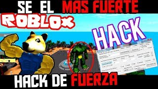 ROBLOX IN ESPA-OL Weight Lifting Simulator 2 hack