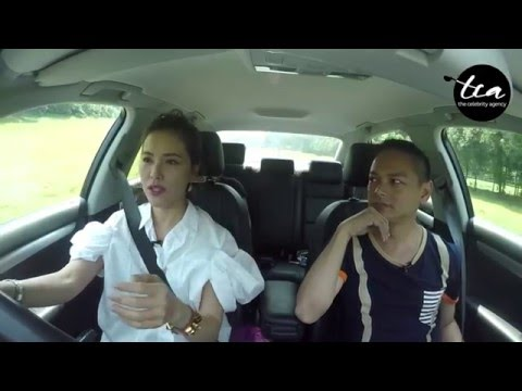 Carpool Karaoke with Zoe Tay & Dennis Chew