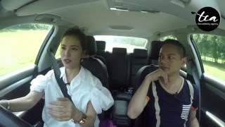 Carpool Karaoke with Zoe Tay & Dennis Chew