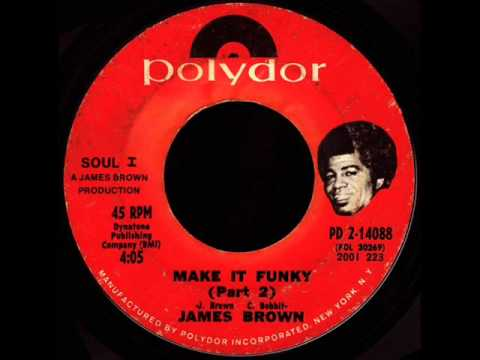 Mix - James Brown - Make It Funky Part 1 Thru 4 (Super Rare)