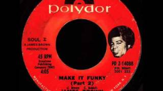 James Brown - Make It Funky Part 1 Thru 4 (Super Rare)