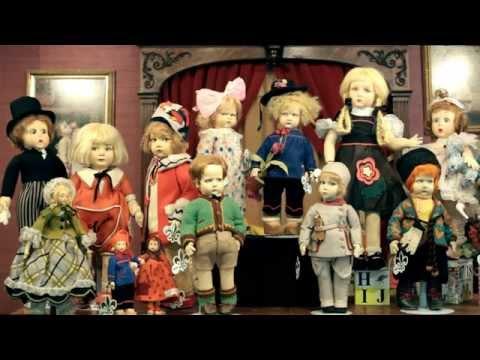 Antique Dolls Featured in Kaleidoscope Auction. Part 4