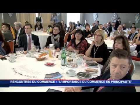 Rencontres du commerce à Monaco
