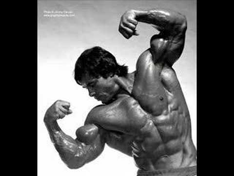 franco columbu training routine