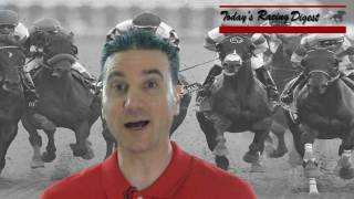 Kentucky Derby 2017: Louisiana Derby with GIRVIN: Today's Racing Digest video analysis
