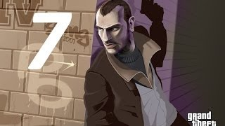 GTA 4 прохождение серия 7 (Брюси и интернет)