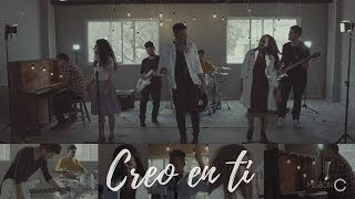 CREO EN TI (RECIBE TODA LA GLORIA) -  MISION C  |  Studio Se...