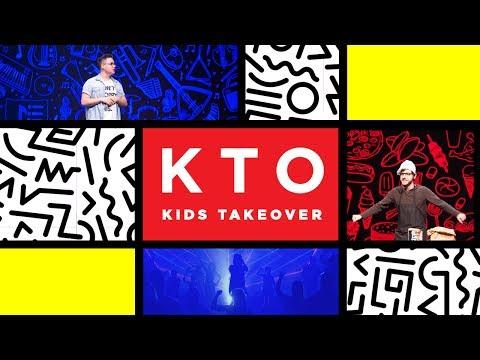 Kids Take Over