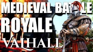Valhall Medieval Battle Royale | Gameplay, Combat & New Map Details | Valhall