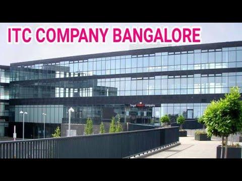 ITC COMPANY BANGALORE   ITC R&D BANGALORE