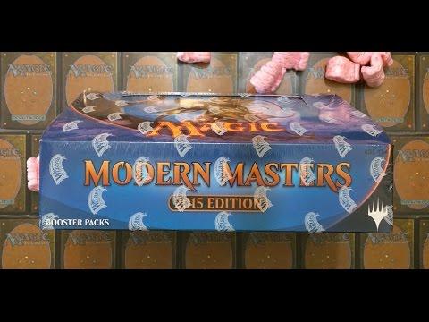 Funniest 2015 Modern Masters Booster Box Bad Boy MTG