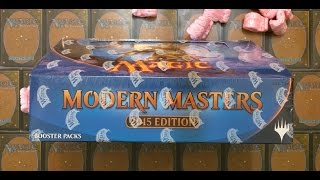 The Most Value! 2015 Modern Masters Booster Box Opening