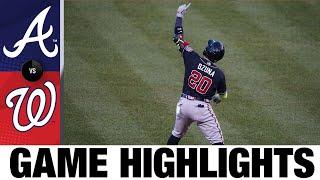 Braves vs. Nationals Game Highlights (5/05/21)   MLB Highlights