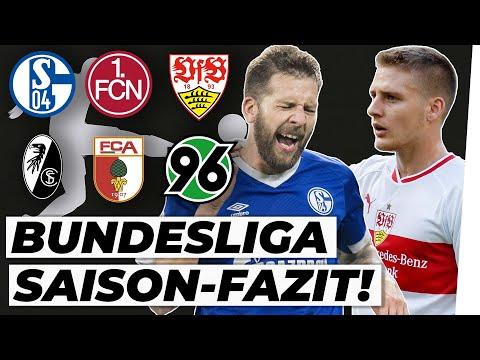 So schlecht war Schalke 04 & 1. FC Nürnberg vor dem Absturz?! |Analyse