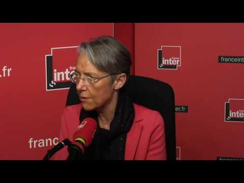 Elisabeth Borne, ministre des Transports, est l'invitée d'Ali Baddou