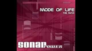 Sonar Power - One Step Forward To Moon