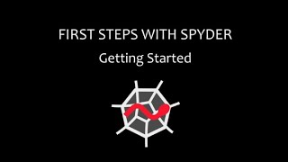 First steps with Spyder - Part 1: Getting Started Thumb
