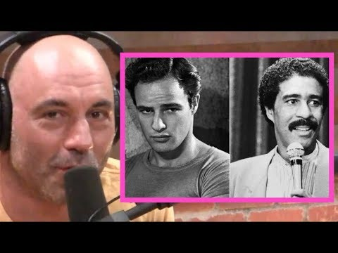 Joe Rogan on Marlon Brando Gay Rumors