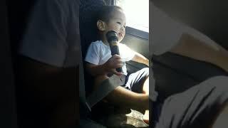 viral budak menyanyi lagu DIA cover by cody skyler