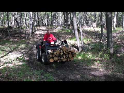 Wild Hare All in One ATV attachments System