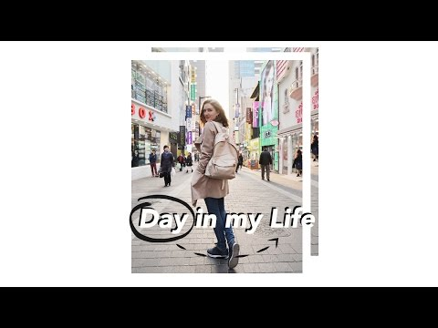 A DAY IN MY LIFE IN KOREA // Studying Abroad in Seoul
