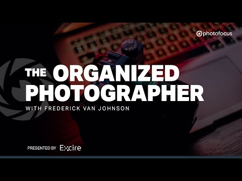The Organized Photographer, episode 1: Troy Miller + Mark T. Fuccio