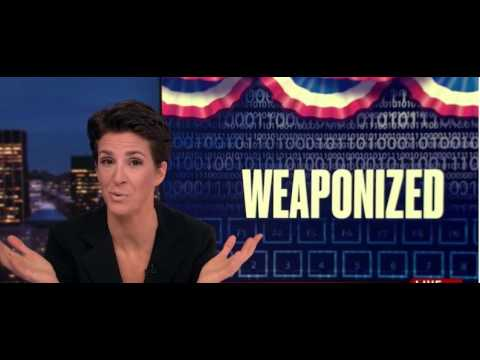 Liberals Fight For America After Rachel Maddow Exposes Russian Info Warfare