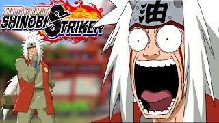 Jiraiya Is Here! Naruto to Boruto: Shinobi Striker