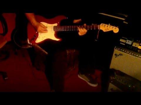Ruk jana nahi tu kahin haar ke Guitar Instrumental