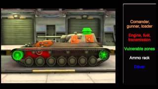 World of Tanks   A-44 Hit Zones / Weak Spots - Tier 7 Soviet Medium Tank(, 2014-03-04T17:21:30.000Z)