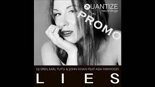 DJ Spen, Earl Tutu, John Khan, Asia Yarwood - Lies (DJ Spen,Reelsoul Mix) Promo Sound Sampler